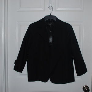 NEW Black Talbots Blazer